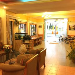Boutique Capsule Dalat Hostel Далат интерьер отеля