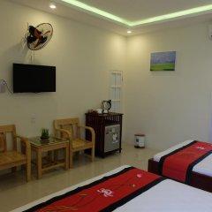 Отель Champa Hoi An Villas 3* Стандартный номер с различными типами кроватей фото 4