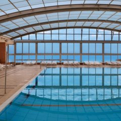 Отель Crowne Plaza Tel Aviv Beach фитнесс-зал фото 4