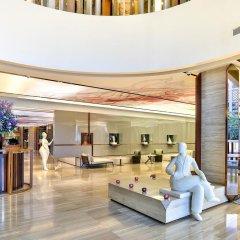 Отель Hilton Sukhumvit Bangkok Таиланд, Бангкок - отзывы, цены и фото номеров - забронировать отель Hilton Sukhumvit Bangkok онлайн интерьер отеля фото 3