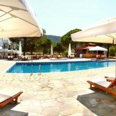 Alexandros Hotel Apartments бассейн фото 3
