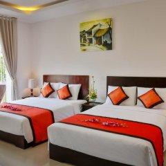 Отель Han Huyen Homestay 2* Номер Делюкс фото 4