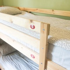 Мини-Отель Идеал Кровать в общем номере с двухъярусными кроватями фото 10