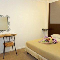 Soho City Hotel Стандартный номер с различными типами кроватей фото 11