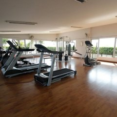 Kt Mansion & Hotel Бангкок фитнесс-зал