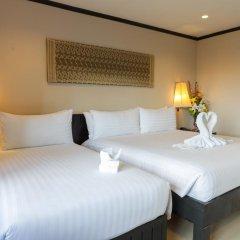 Отель Golden Tulip Essential Pattaya 4* Улучшенный номер с различными типами кроватей фото 12