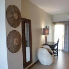 Отель Aparthotel Mil Cidades 3* Апартаменты с различными типами кроватей фото 8