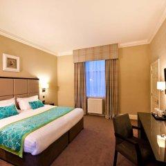 Leonardo Boutique Hotel Edinburgh City 3* Стандартный номер с различными типами кроватей фото 3