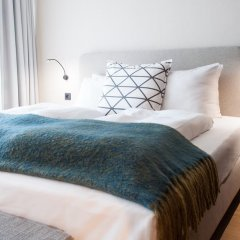 Отель PREMIER SUITES PLUS Antwerp 3* Номер Делюкс с различными типами кроватей фото 4