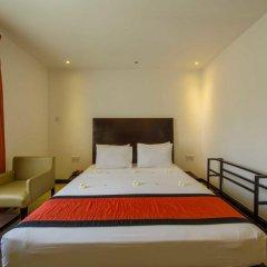 Отель Citrus Hikkaduwa 4* Номер категории Эконом с различными типами кроватей фото 2