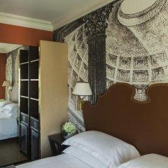 Отель Starhotels Michelangelo 4* Стандартный номер с различными типами кроватей фото 11