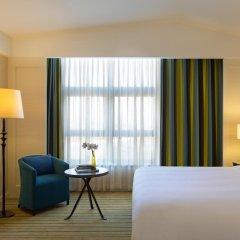 Renaissance Amsterdam Hotel комната для гостей