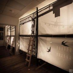 Copenhagen Backpackers Hostel Кровать в общем номере с двухъярусной кроватью фото 7