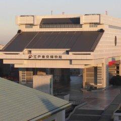 Pearl Hotel Ryogoku бассейн