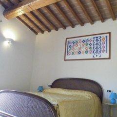 Отель Agriturismo Fattoria Di Gragnone 3* Улучшенный номер фото 13