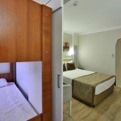 Linda Resort Hotel 5* Стандартный семейный номер с двухъярусной кроватью фото 4