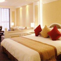Central Hotel Shanghai 4* Улучшенный номер с различными типами кроватей
