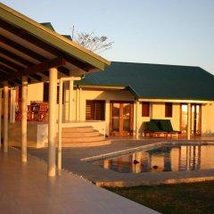 Отель Bularangi Villa, Fiji бассейн