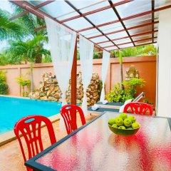Отель Magic Villa Pattaya 4* Вилла Делюкс с различными типами кроватей фото 31