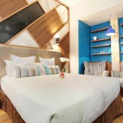 Отель Le Robinet dOr 3* Стандартный номер с различными типами кроватей фото 7