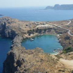 Отель Rhodian Sun Греция, Петалудес - отзывы, цены и фото номеров - забронировать отель Rhodian Sun онлайн пляж