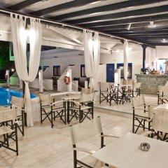 Отель Ariadni Blue Ситония питание фото 2