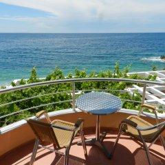 Отель Mare Bed & Breakfast Himara балкон