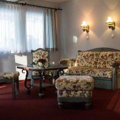 Aquamarina Hotel 3* Представительский люкс с различными типами кроватей фото 6