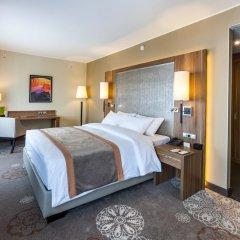 Гостиница DoubleTree by Hilton Tyumen 4* Стандартный номер разные типы кроватей фото 6