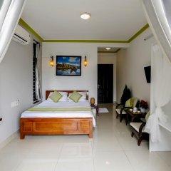 Отель Coconut Hamlet Homestay 2* Стандартный номер с различными типами кроватей фото 3