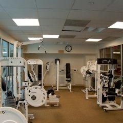 Отель Oakwood Lansburgh at Penn Quarter фитнесс-зал