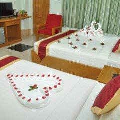 Golden-Kinnara-Hotel 3* Стандартный номер с различными типами кроватей