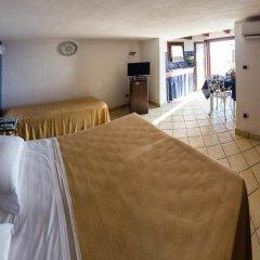 Отель La Rosa Sul Mare 4* Студия