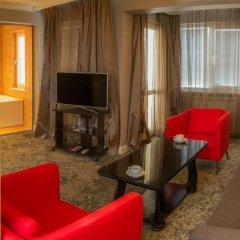 Отель Атлантик 3* Улучшенные апартаменты с различными типами кроватей фото 27