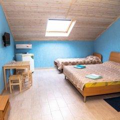 Assol Hotel Люкс с различными типами кроватей фото 3