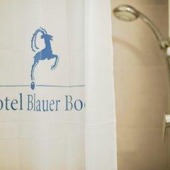 Hotel Blauer Bock 3* Номер Эконом разные типы кроватей (общая ванная комната) фото 3