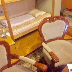 Eesti Аirlines Хостел Кровать в общем номере с двухъярусной кроватью фото 5