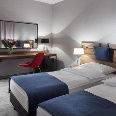 Hotel Sadova 4* Номер категории Эконом с различными типами кроватей фото 6