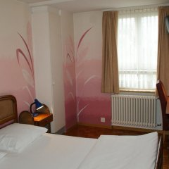 Hotel Limmathof 2* Стандартный номер с двуспальной кроватью фото 8