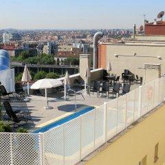 Hotel Ganivet бассейн фото 3
