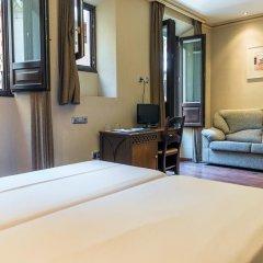 Отель Posada Del Toro 3* Стандартный номер с различными типами кроватей фото 7