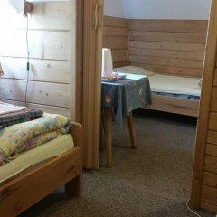 Отель Camping Harenda Pokoje Gościnne i Domki Стандартный семейный номер фото 12