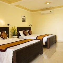 Отель Riverside Pottery Village 3* Стандартный семейный номер с двуспальной кроватью фото 9