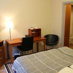 Отель Teaterhotellet 3* Стандартный номер с 2 отдельными кроватями фото 7