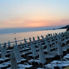 Sun Beach Hotel пляж фото 2