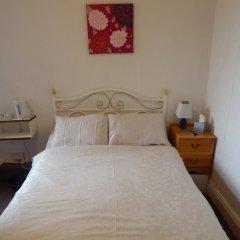Отель Llanryan Guest House 3* Стандартный семейный номер с различными типами кроватей фото 5
