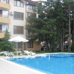 Отель Chaika 88 Apartment Болгария, Солнечный берег - отзывы, цены и фото номеров - забронировать отель Chaika 88 Apartment онлайн бассейн