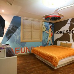 Haeundae Grimm Hotel 2* Стандартный номер с различными типами кроватей