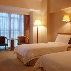 Guangdong Hotel 3* Стандартный номер с 2 отдельными кроватями фото 5