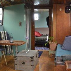 Отель Floating B&B Amsterdam Нидерланды, Амстердам - отзывы, цены и фото номеров - забронировать отель Floating B&B Amsterdam онлайн комната для гостей фото 4